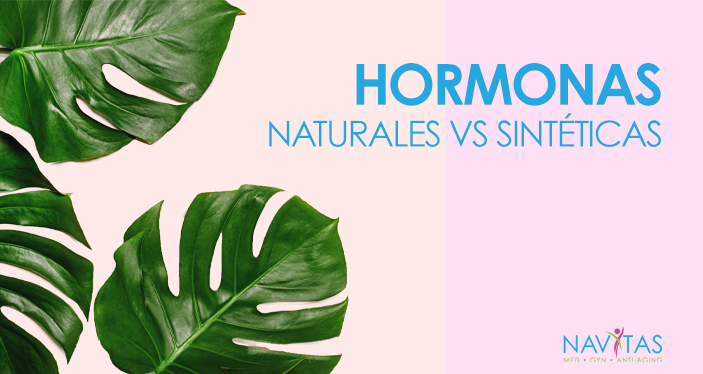 Hormonas Sintéticas vs. Naturales