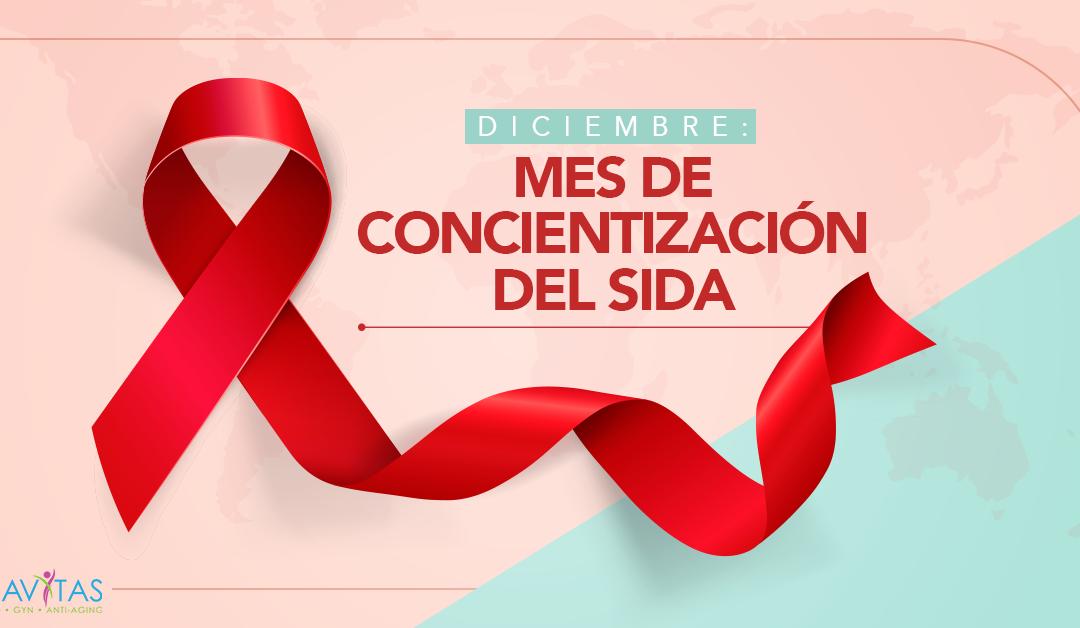 Mes de concientización del sida